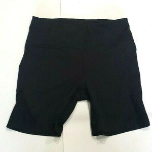 Athleta Women's Small Black Fitted Active Shorts W